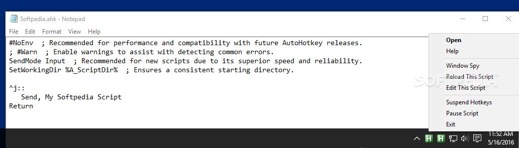 Download AutoHotkey 1 1 30 03