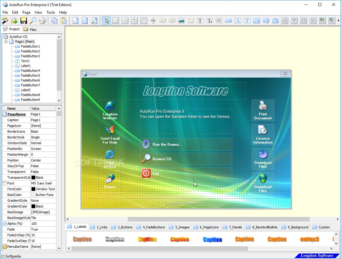 What is autorun software