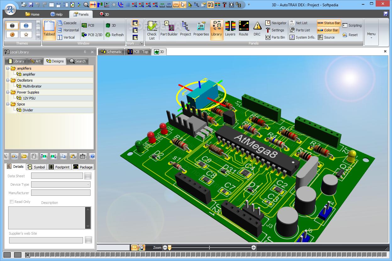Download AutoTRAX Design Express 9.09