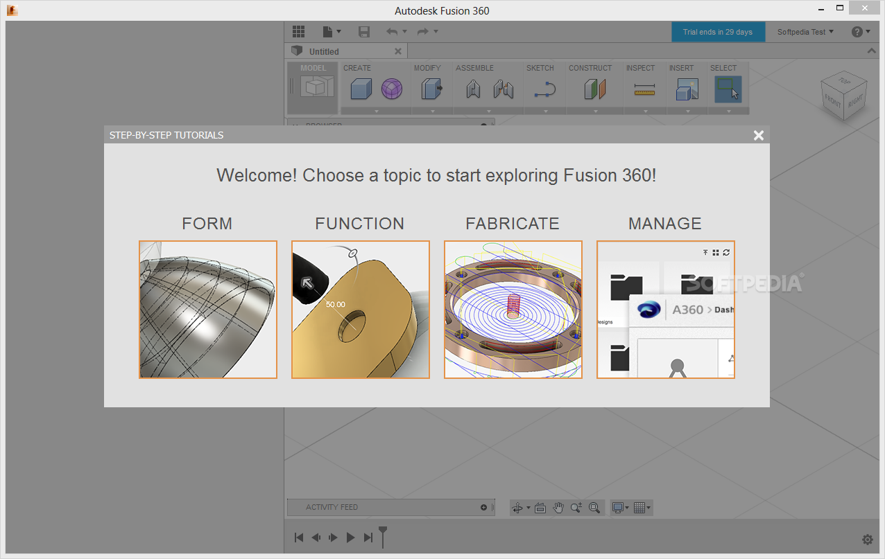 Download Autodesk Fusion 360 2 0 6045