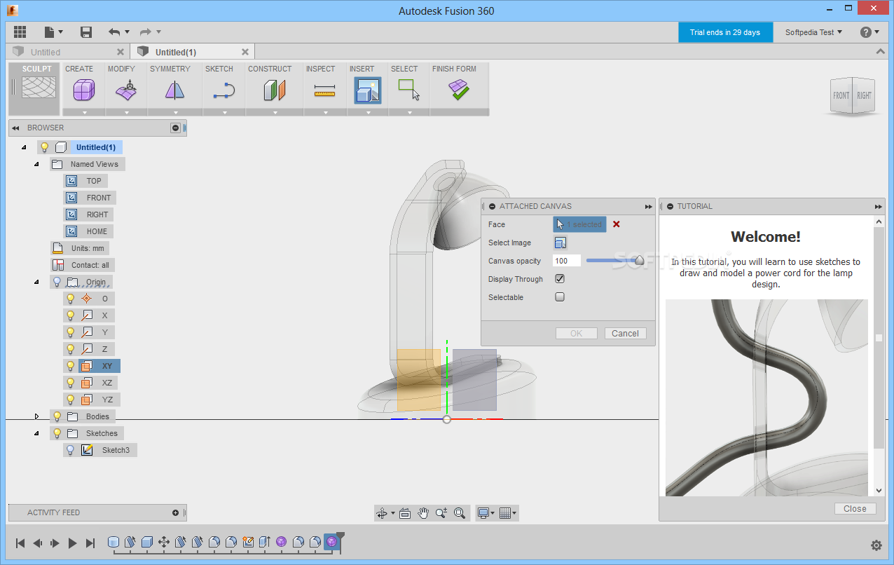 Download Autodesk Fusion 360 2 0 6045