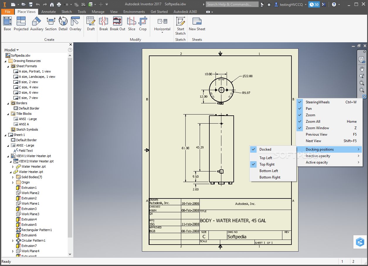 Download Autodesk Inventor 2020 1