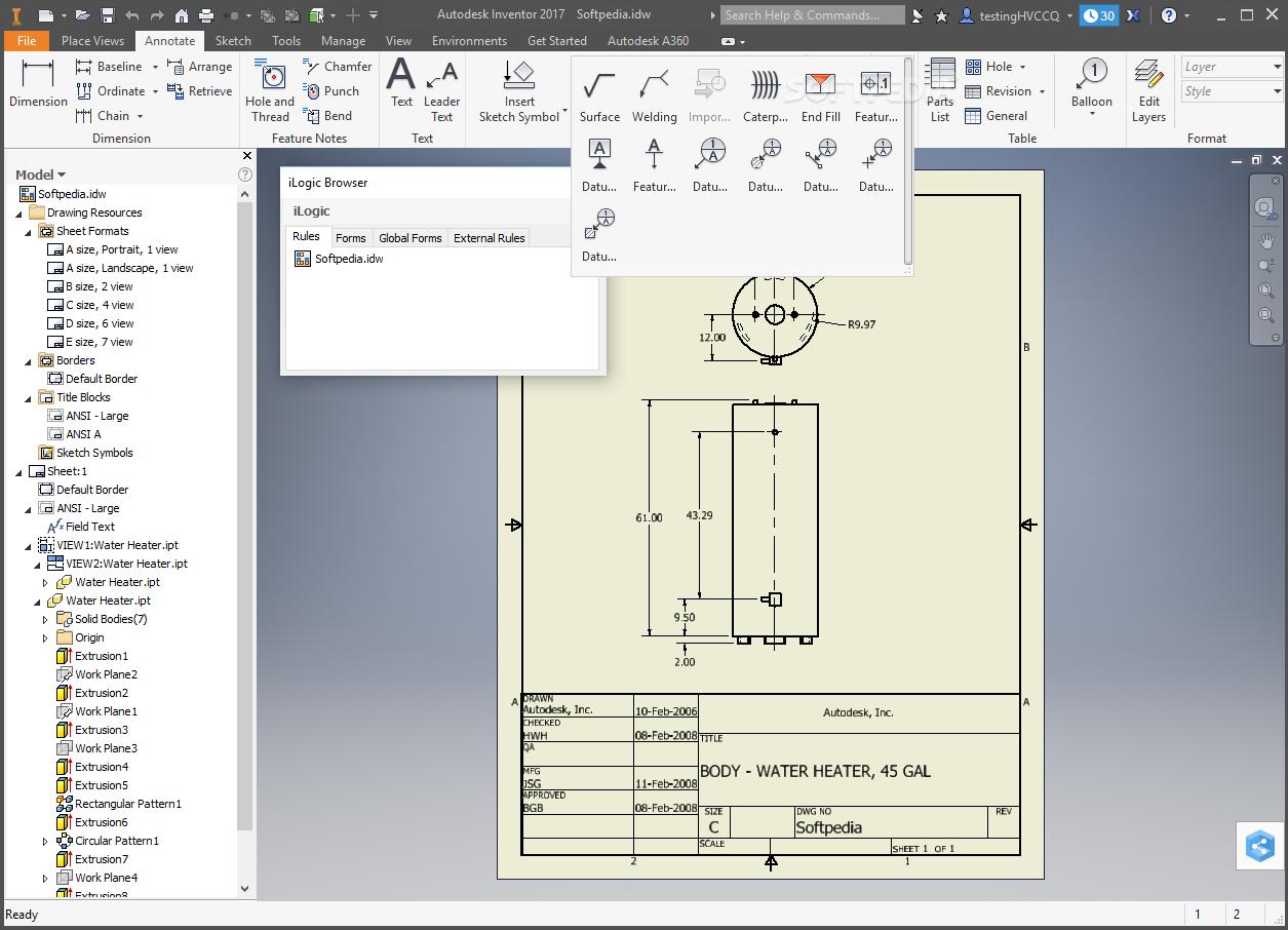 autodesk inventor 2019 download