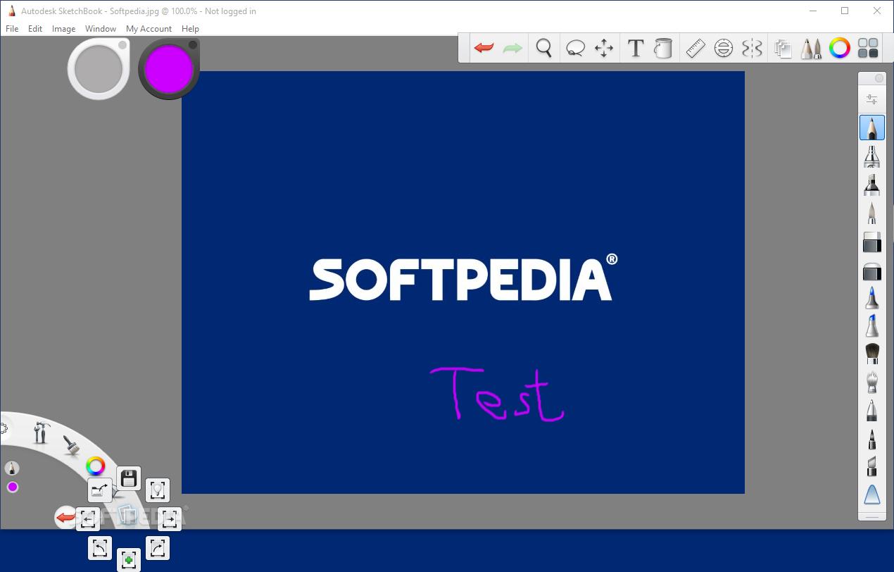 autodesk sketchbook pro 7 windows 10