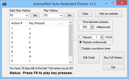 auto keyboard presser v1.8 crack