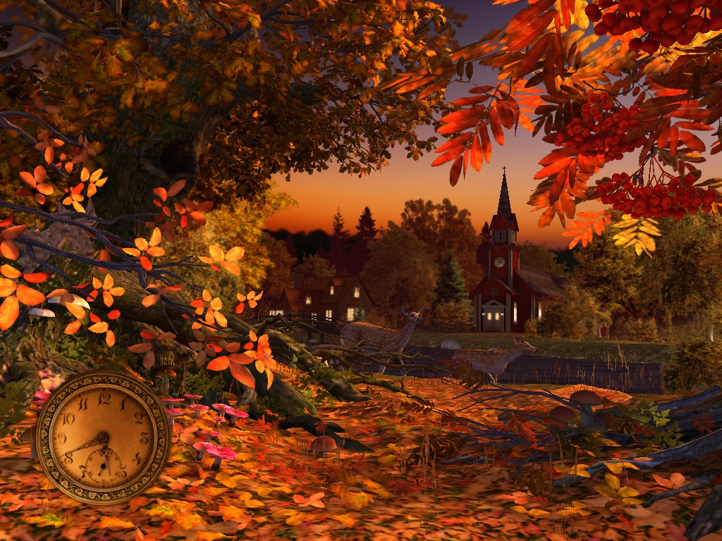 Download Autumn Wonderland 3d Screensaver 1 1 Build 7