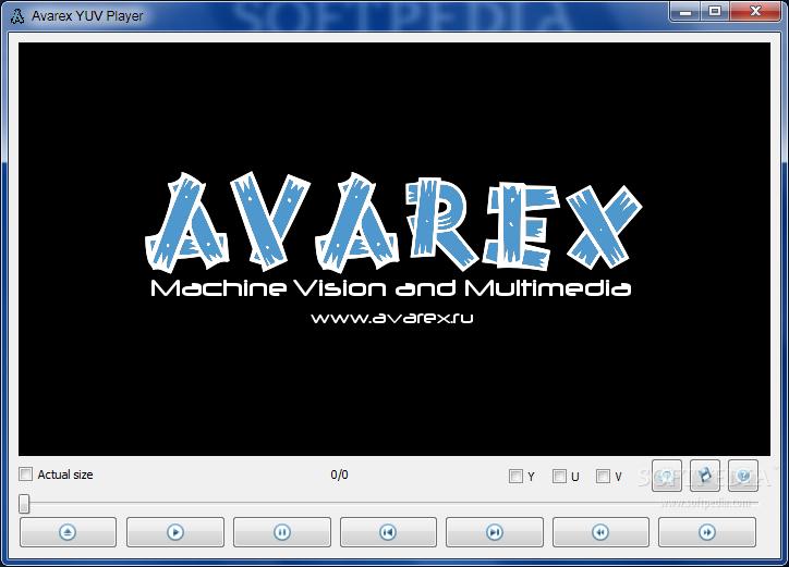 Download Avarex YUV Player 0 9