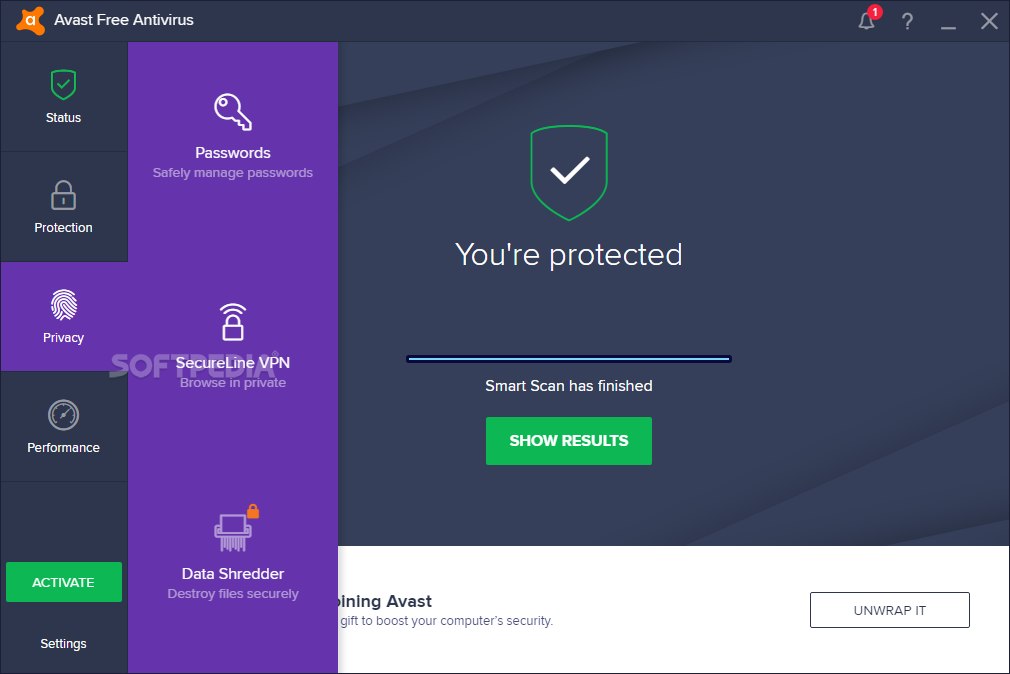 load avast after other system services