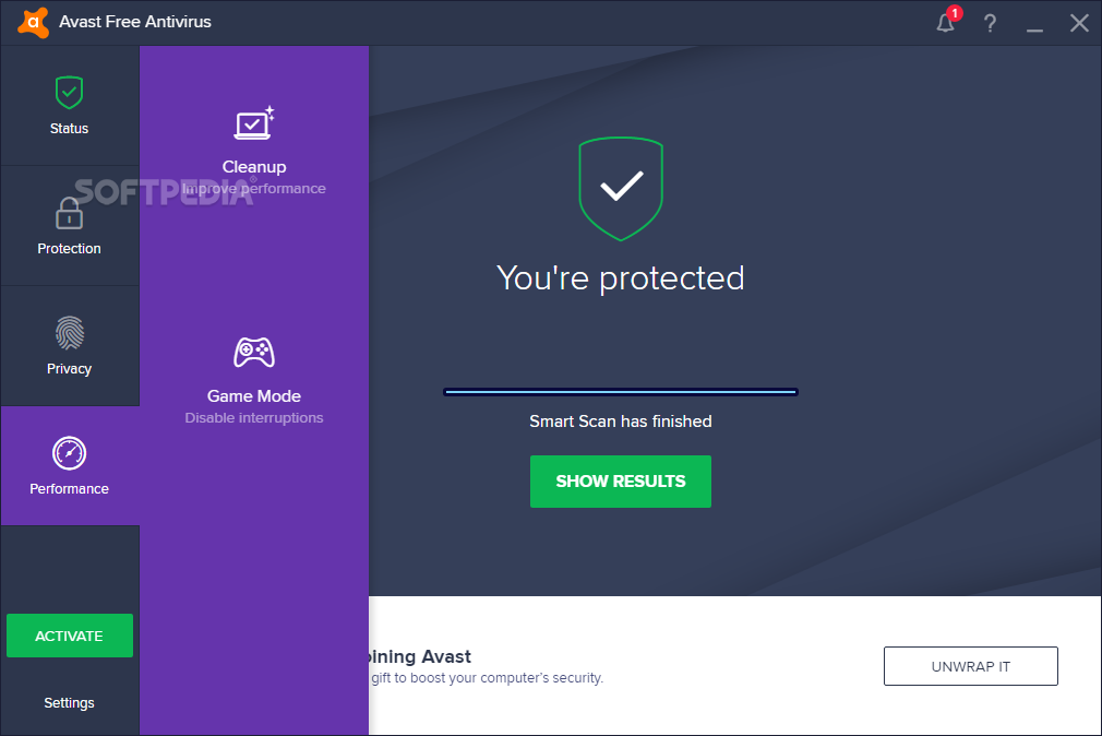 avast boot time scan download free