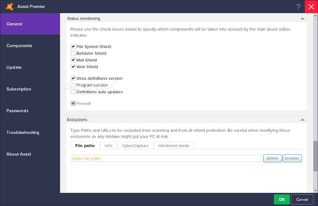 avast premier license key trial