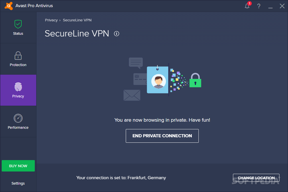 how to turn on avast antivirus protection when off