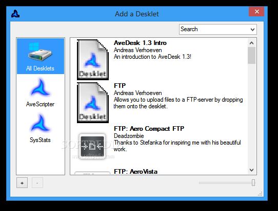 avedesk para windows 7