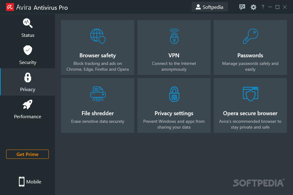 Download Free Antivirus for Windows