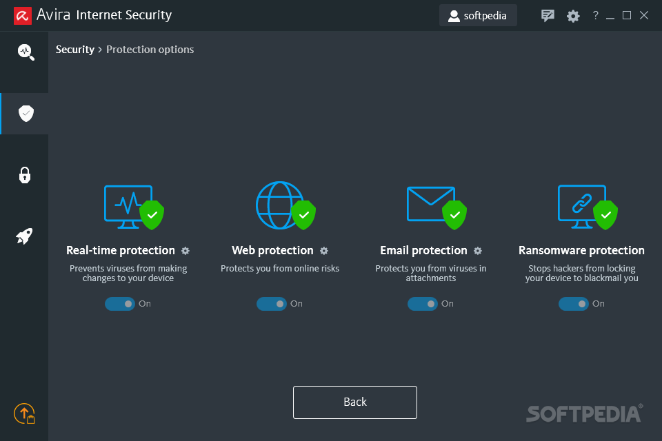 Avira Internet Security [DISCOUNT: 20% OFF!] screenshot 10