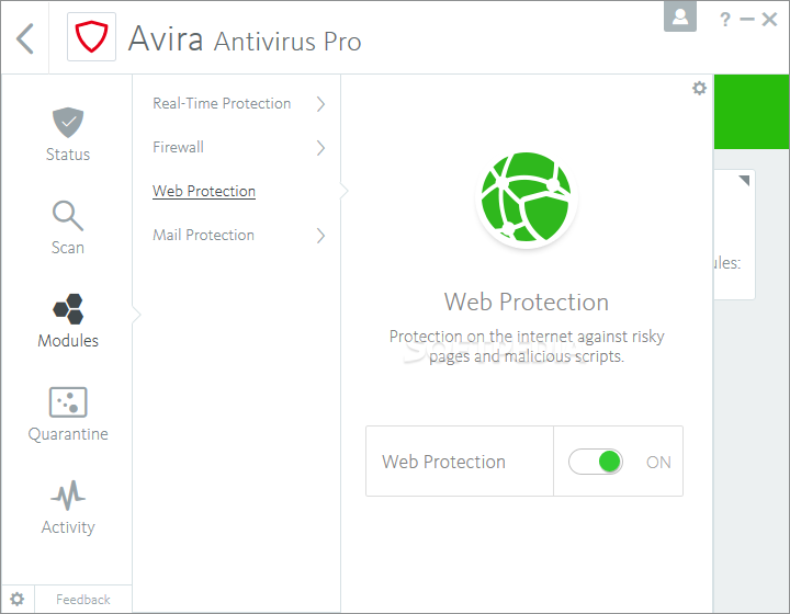 Avira Internet Security [DISCOUNT: 20% OFF!] screenshot 26
