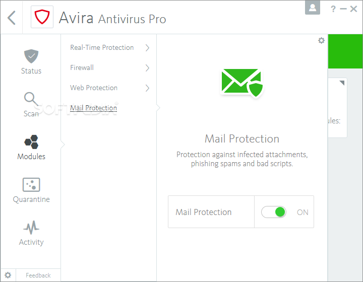 Avira Internet Security [DISCOUNT: 20% OFF!] screenshot 27