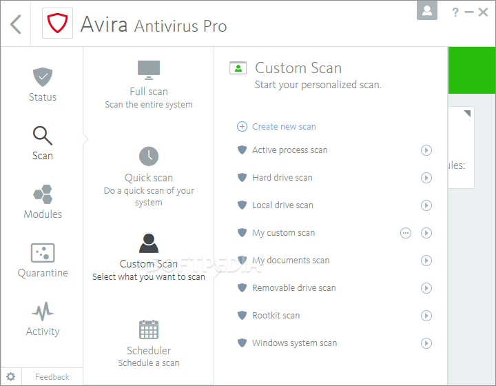 Avira Internet Security [DISCOUNT: 20% OFF!] screenshot 30