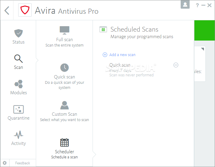 Avira Internet Security [DISCOUNT: 20% OFF!] screenshot 31