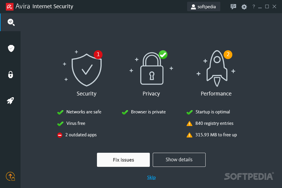 Avira Internet Security [DISCOUNT: 20% OFF!] screenshot 5