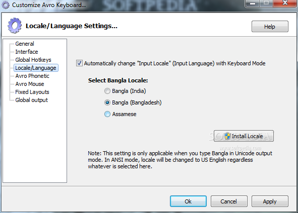 Unicode/ANSI supported Bangla typing software & Spell Checker for PC