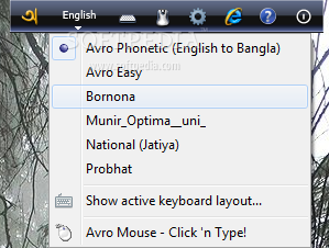 Download Avro Keyboard for Windows 7 free - Windows 7 Download