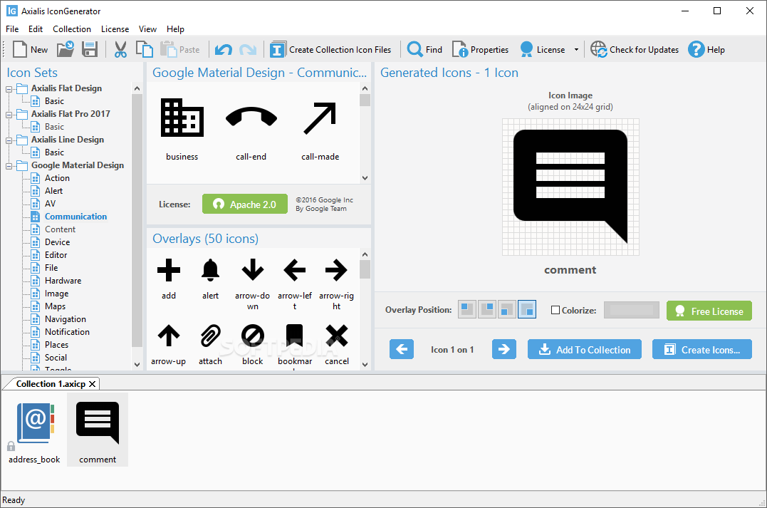 Axialis IconGenerator 1.5 Free Download