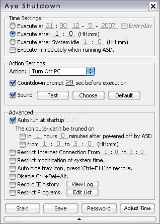 how to turn off automatic timed shutdown windows 8