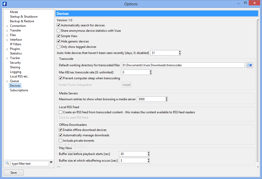 Download Vuze (Azureus) Bittorrent Client 5 7 6 0 / 5 7 6 1