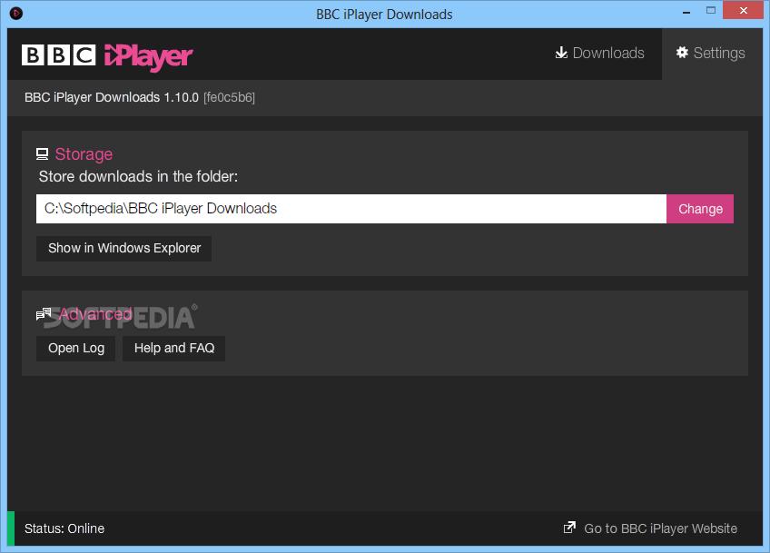 Download BBC iPlayer Downloads 2 9 0