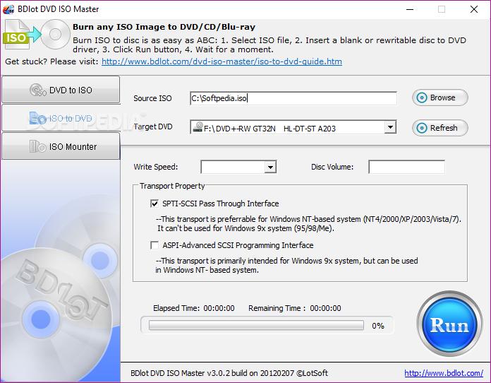 Download BDlot DVD ISO Master 3 0 2 Build 20120207