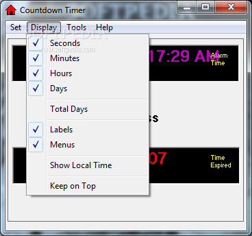 Download Countdown Timer 1 7 0