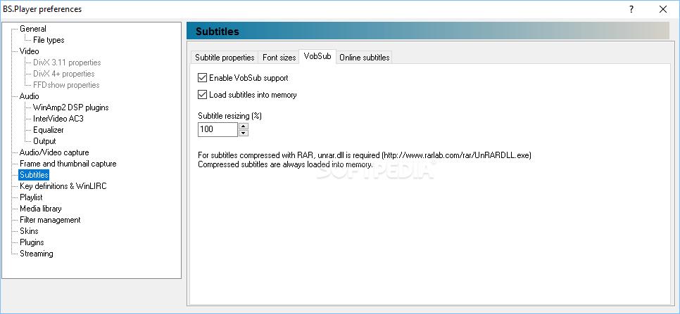 bsplayer windows 10 free download