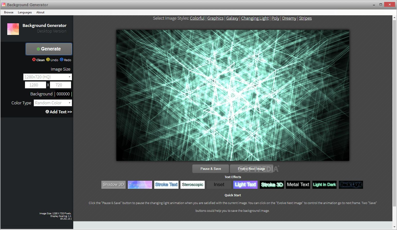 Download Background Generator 1.0