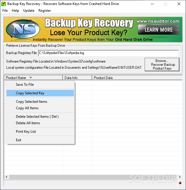 Download Backup Key Recovery 2 2 4