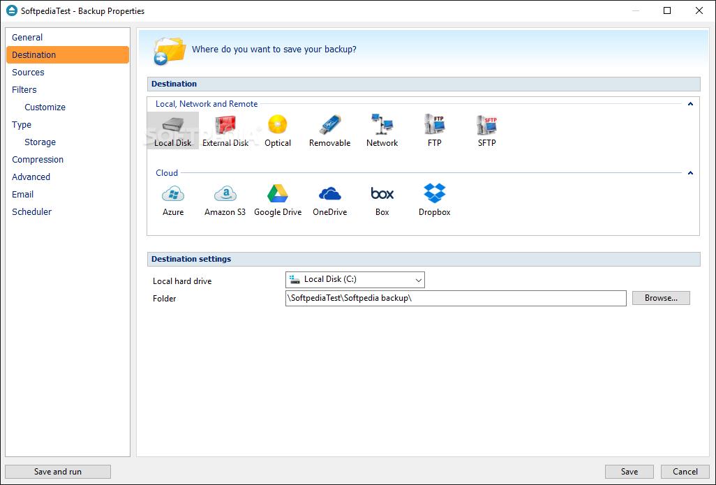 how to make backup windows 7