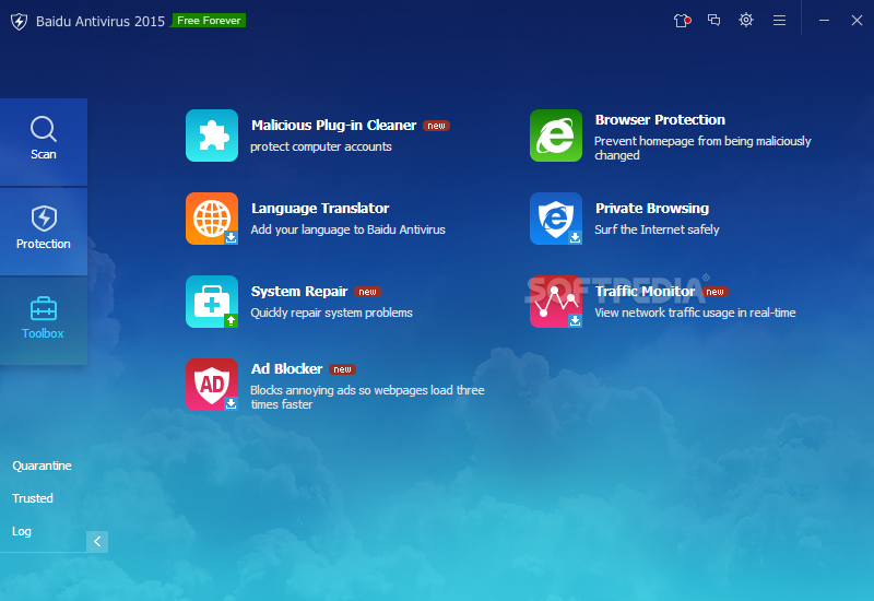 Download Baidu Antivirus 2013 | Professional Antivirus + Ultrafast Cloud Security