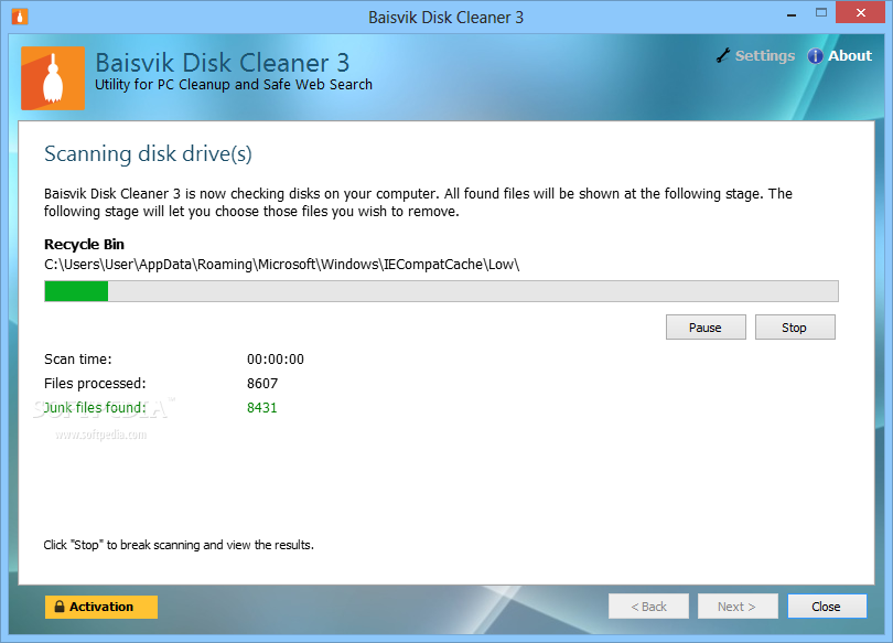 how to clean your computer disk