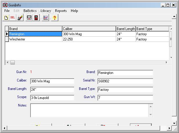Download Barnes Ballistics 2.0.8
