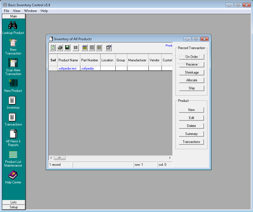 download basic inventory control 5 0 rev 127