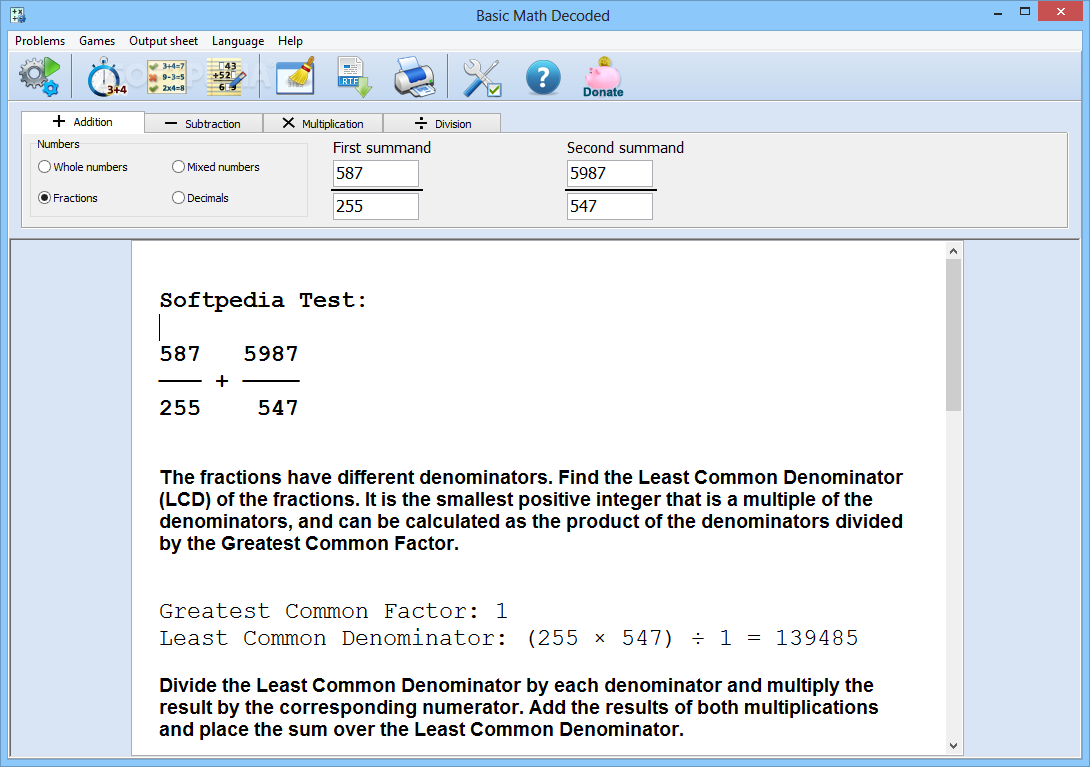 Download Basic Math Decoded 1.20
