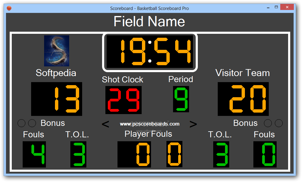 Basketball Game Current Score | Basketball Scores
