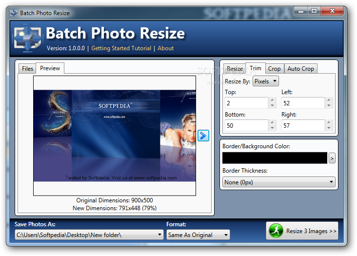 how to use win pdf resize