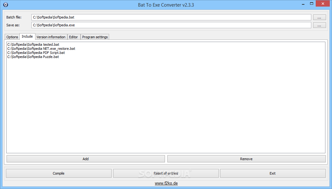bat to exe converter download