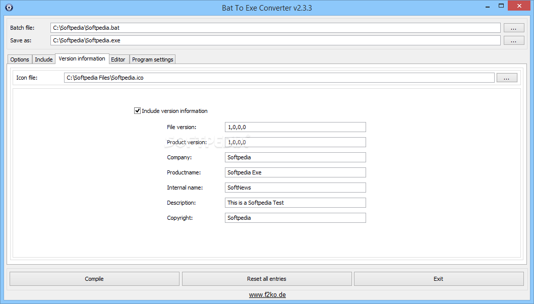 how to make a bat file windows 10