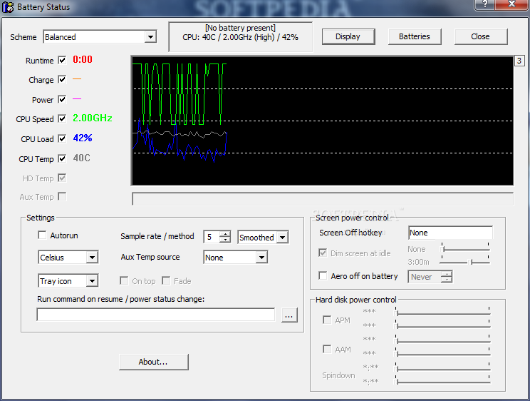 Download Battery Status 0 99b