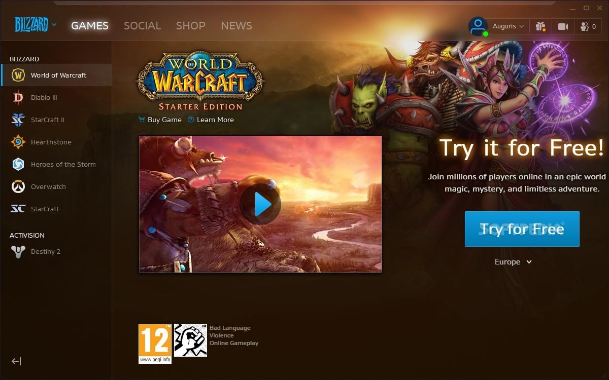 Download Battle net 1 15 2 Build 11378