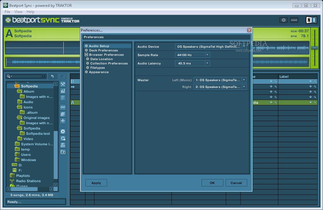 Download Beatport SYNC 1 0 1