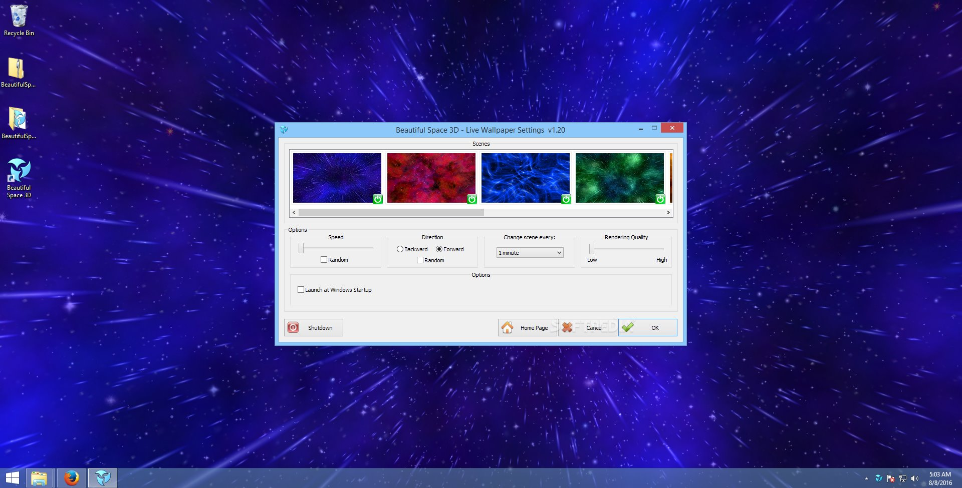 space screensavers for windows - photo #26