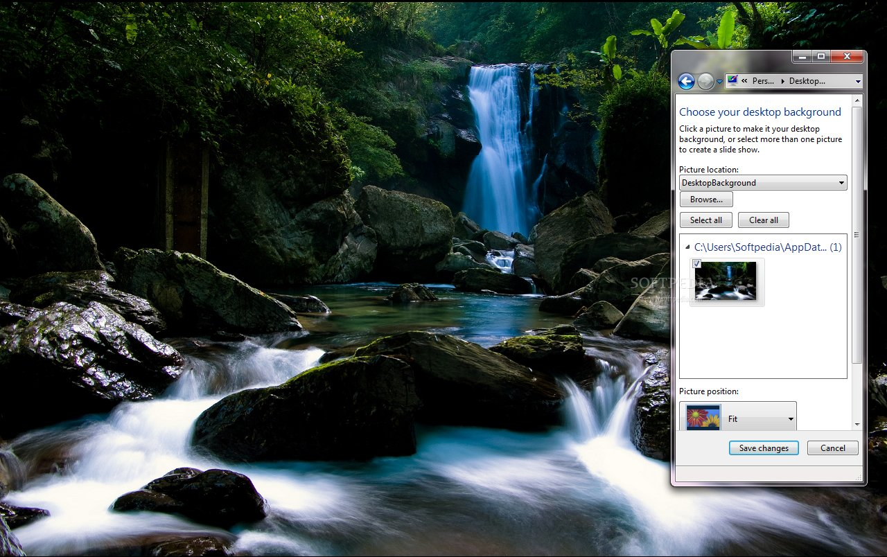 automatic wallpaper changer for windows xp