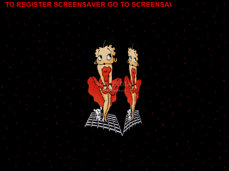 Screenshot 1 of Betty Boop Da
